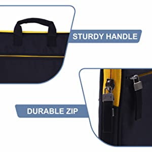 15 inch laptop sleeve case with handle