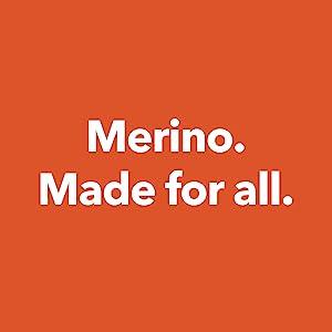 Merino made for all