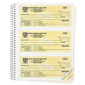 receipt book cash receipt money receipt