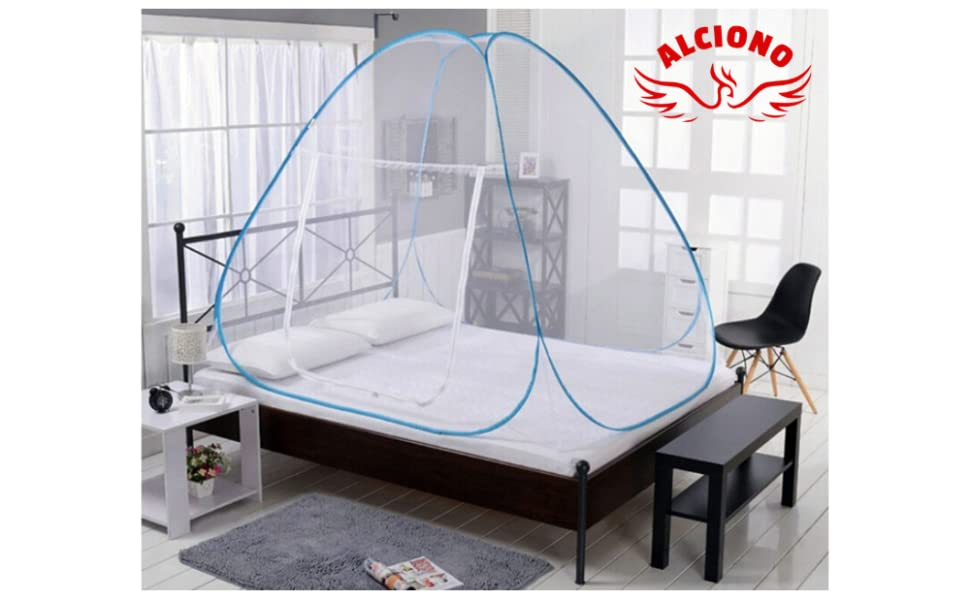 Foldable Double Bed,King Size,Queen Size Bed Mosquito Net