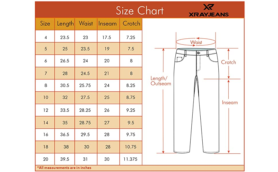 X RAY Boys Ripped Skinny Jeans with Holes Distressed Washed Stretch Denim Casual Kids Slim Jean Pants