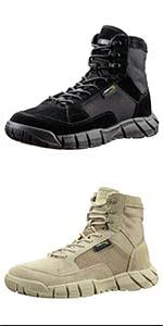 tactical boots military hiking army combat