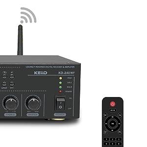WiFi audio receiver