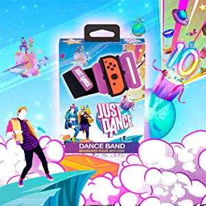 subsonic;just dance;2020;20;19;2019;dance;wrist;band;grip;armband;joycon;joy con;joy-con;switch