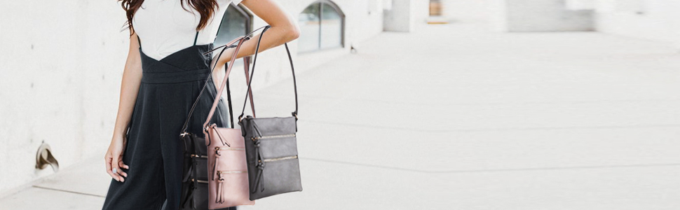 Deluxity Crossbody Bags About us