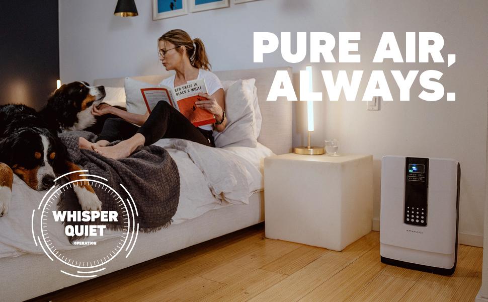 hsp001 smart true hepa air purifier