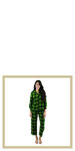 leveret, womens pajamas, fleece pajamas, flannel pajamas, christmas