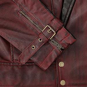 Sleeves zipper