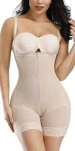 bodyshapers for women seamless body shaper for women