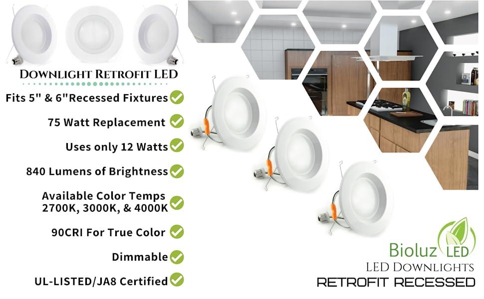 Downlight LED Main