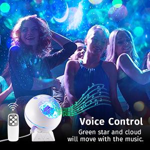 Musik-Bluetooth-Projektor