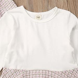 white top dress