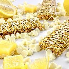 Lemon Créme No Nuts! Bars