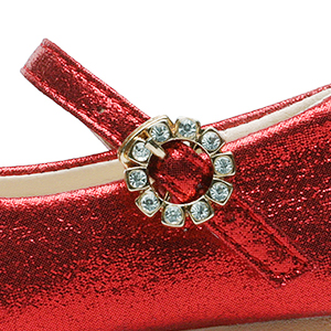 dream pairs toddler girls dress shoes ballet flats flower girls shoes red glitter shoes girls
