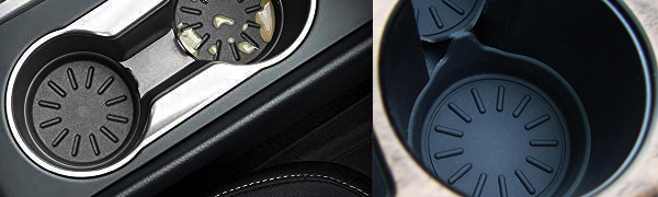 Silicone Vehicle Cup Holder