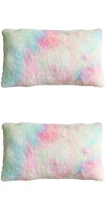 pastel pillow cases