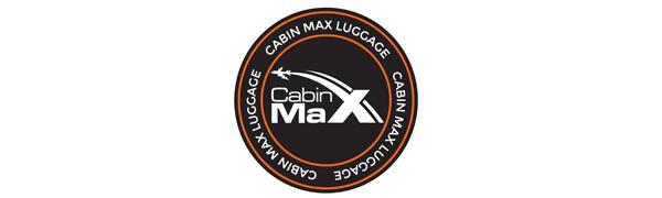 Cabin Max Uppsala - Maleta de Viaje de Cabina de 55x40x20 cm Expandible a 55x40x25 cm - Mochila con Compartimiento Integrado para Portátil - Equipaje ...