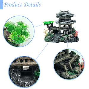 Cave Hideouts House Plants Supplies Accessories