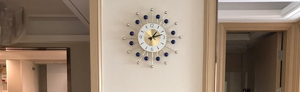 wall ball clock