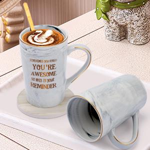 coffee travel mugs for men gray