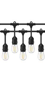 49ft led string light