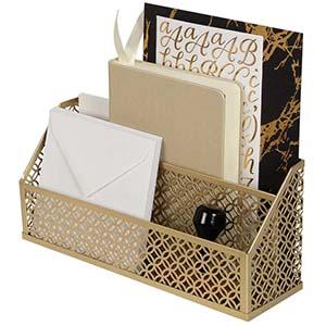 gold letter sorter