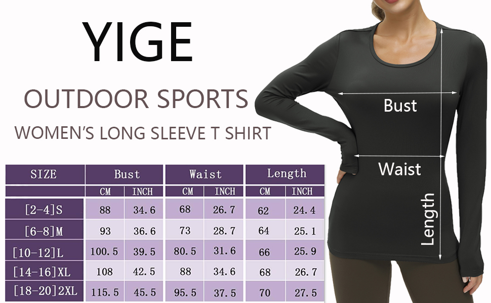 Please refer to yige size chart
