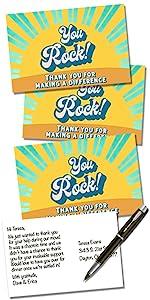 you rock stickers awesome do your job enough motivational cards bulk nurses week congratulations