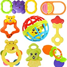 rattle for babies non toxic rattle for babies soft