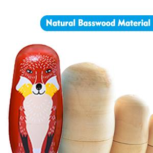 Premium Natural Basswood