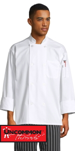 simple long sleeve chef coat sleeves double breasted high quality chef jacket cook shirt coat works