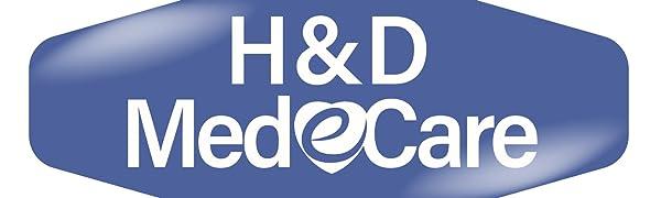 H & D Medecare Face Masks