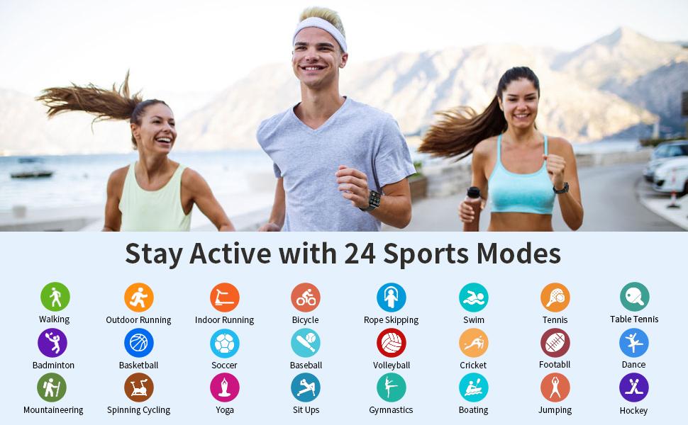 sport smart watch
