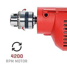 4200RPM Motor