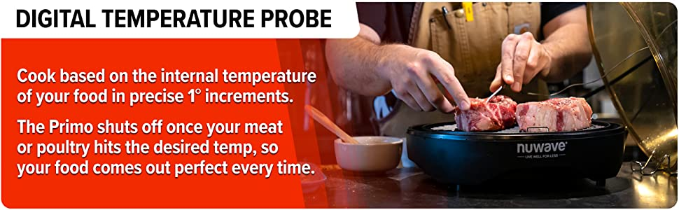 NUWAVE PRIMO COOKING PROBE