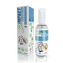 BIOIMPACT   Limpia Pantallas Movil   VIRUCIDA   Desinfectante Portatil Spray   Desinfectante Spray Virus   Limpiador Pantalla Ordenador   Limpieza PC ...