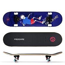 31 X 8 skateboard