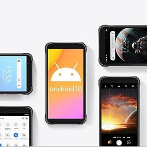 Lastest Android 10