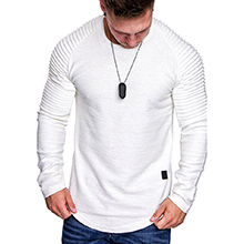 white tee shirts for men