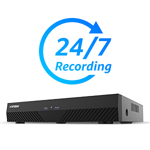 24 Hours Recording