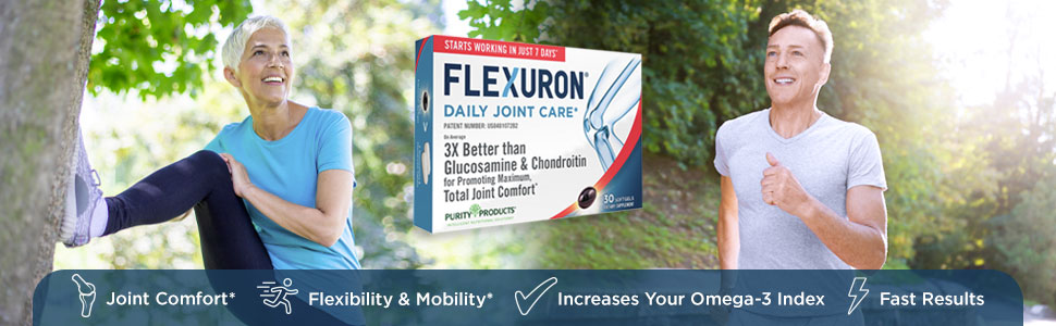 flexuron purity products krill oil joint health supplements glucosamine chondroitin