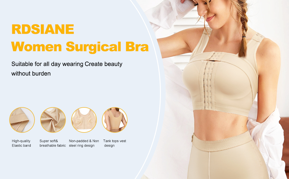 RDSIANE Breast Surgery Support Bras