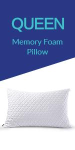Queen size Memory Foam Pillow