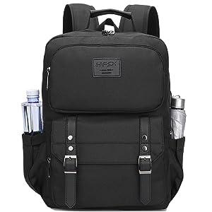 Large-capacity Side Pockets