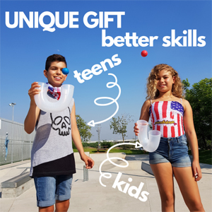 Unique gift for teens, adults and kids