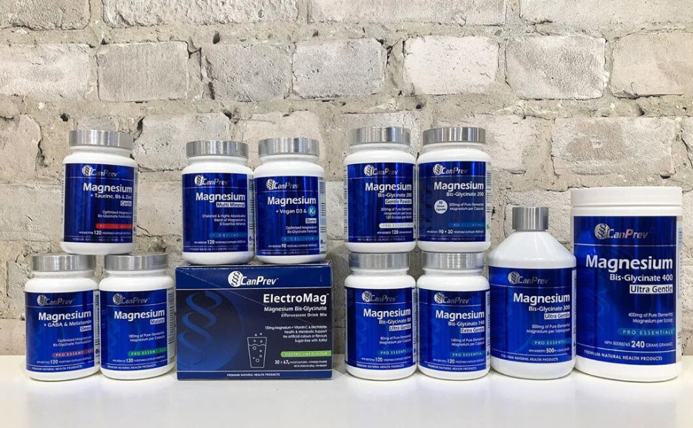 Goal Specific Magnesium Products