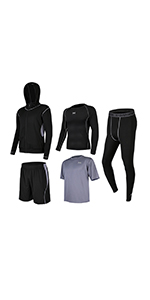 Men's Workout Set