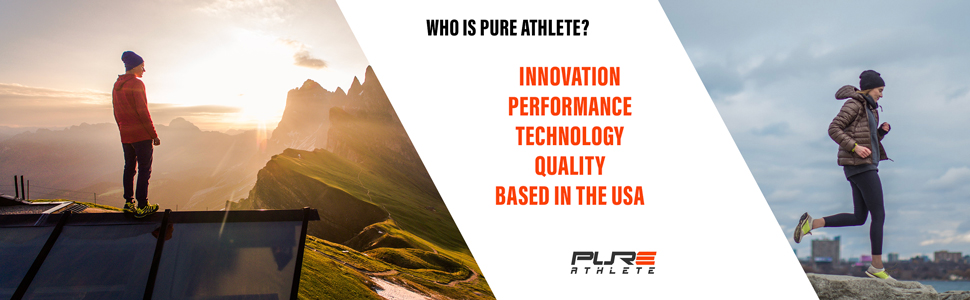 who is pure athlete