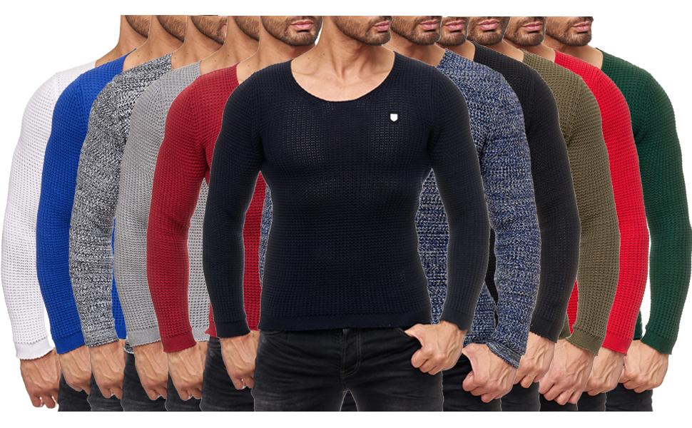 Redbridge Knitted Jumper Strick Sweater Sweatshirt Sweater Long Sleeve