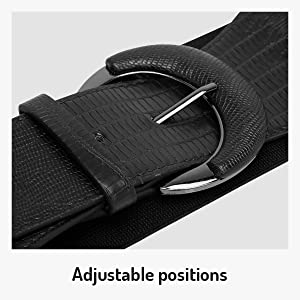 Adjustable positions